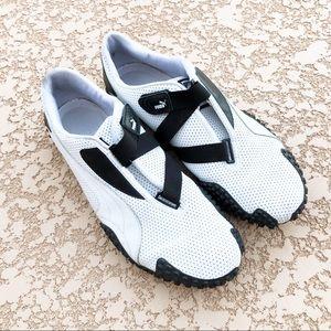 PUMA Men's Velcro Athletic Sneakers Tennis Shoes